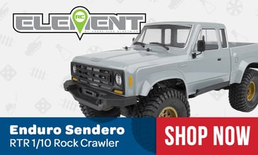 Element RC Enduro Sendero Rock Crawler