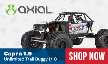 Axial Capra Unlimited Trail Buggy