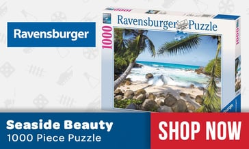 Ravensburger Puzzle Seaside Beauty