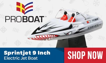 Pro Boat Sprintjet
