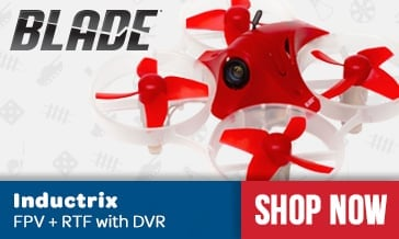 Blade Inductrix FPV Quadcopter